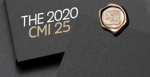 CMI 25 logo